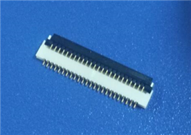 0.5mm Pitch FPC-CONN前掀盖H1.0